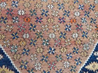 Antique Caucasian Karakaşlı Sirvan Rug