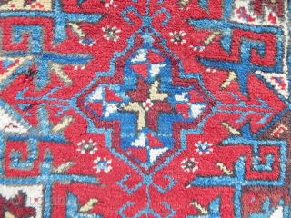 Antique West Abatolian Rug Bagface