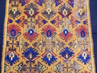 Antique Antoalian Aksaray Rug