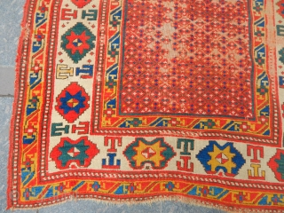 Antique Shahsavan Rug