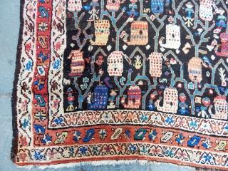 Antique Norwest Persian Rug