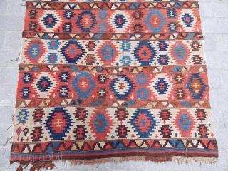 Antique  Shahsavan Kilim