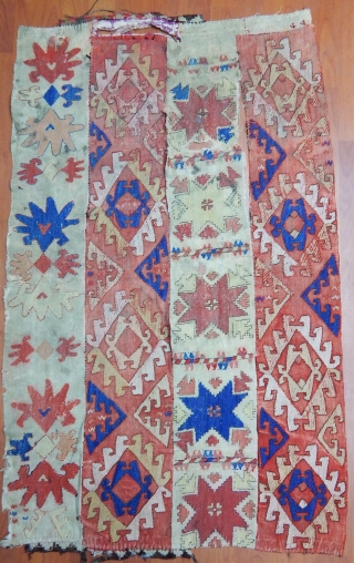 Antique Kırgız  Kilim