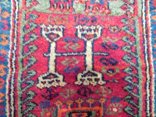 East Anatolian Prayer Rug Fragment