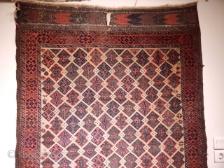Antique Baluch Rug  size.200x125cm