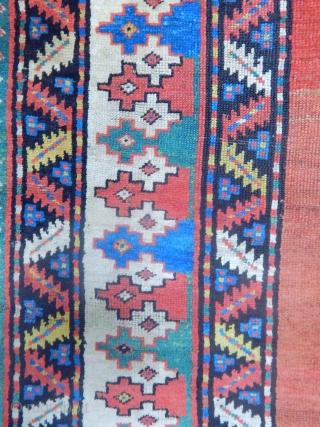Caucasian Lenkoran Talish Rug Runner