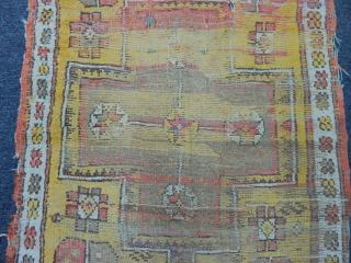 Antiaque Anatolian Rug