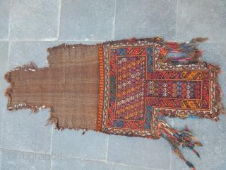 Antique Veramin Saltbag