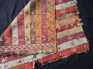 Antique Anatolian Rug Fragment