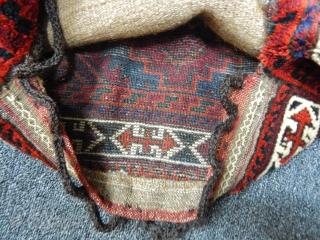 Antique Baluch Saddle Bag