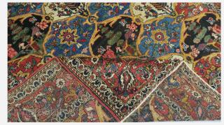 Early 900s Bakthiyari 141 cm x 198 cm