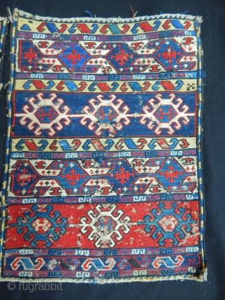 Antique Sahsavan Sumak Bagfaces