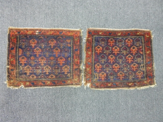 Old Baluch Bag Faces
