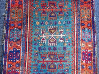 Old East Anatolian Prayer Rug