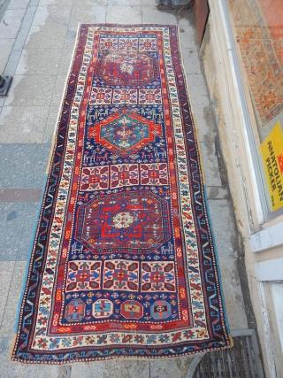 Old Sahsavan Runner  size.280x115cm