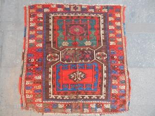 Old Anatolian Rug size.120x115cm