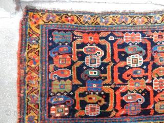 Old Qashqaii Qamse Bagface size.45x60cm