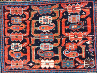 Antique Qamse Bagface  size.45x60cm