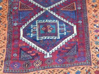 Old East Anatolian Rug size.175x120cm