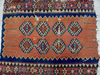East anatolian kilim Size:225x105cm