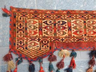 Old Turkmen Yamut Asmalıyk size.33x97cm