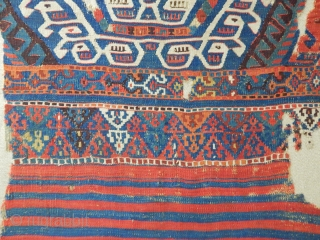 Antique Erzurum Bagface Kilim