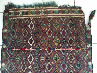 Antique Anatolian Cecim pillow