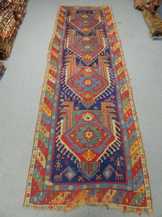 Old Nartwest Persian Carpet Runner
