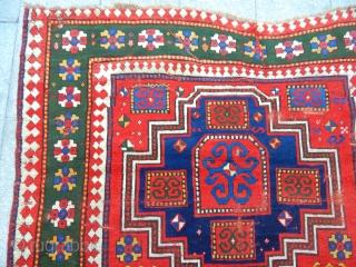Caucasian Loripambak Kazak Carpet size.245x150cm
