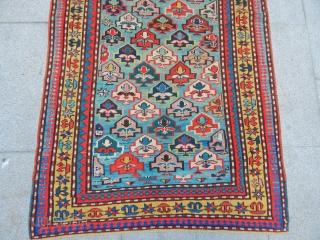 Caucasian Kazak Carpet  size.210x106cm