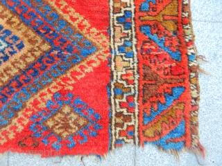 East Anatolian Carpet Fragment size.55x80cm