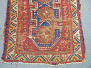 Old Caucasian Fahrola Carpet