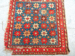 Old Caucasian Prayer Rug