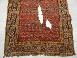 Antique Sahsavan Carpet 