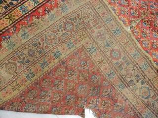 Antique Sahsavan Carpet  size.215x130cm