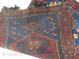 Old East Anatolian Yastık size.80x53cm
