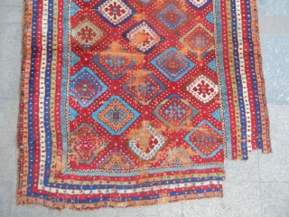 Old East Anatolian Kurdısh Carpet
