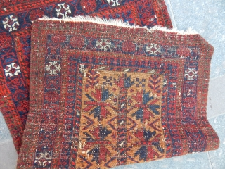 Old Baluch Balısh size.86x47cm