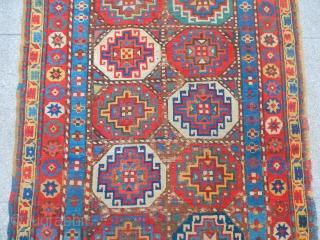 Old Sahsavan Mogan Carpet size.230x107cm