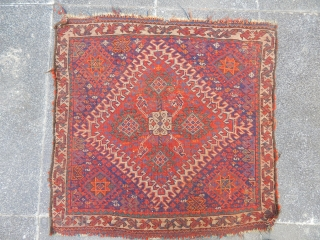 Qashqaii Bagface size.62x60cm