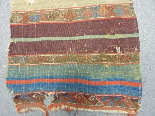 Anatolian Kilim Fragment