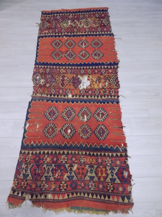 Old Anatolian Kilim