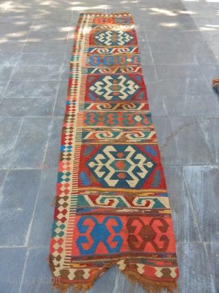 Antique Sahsavan Kilim