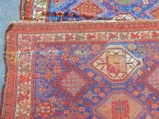 Qashqaii Carpet size.295x160cm
