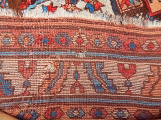 Antique East Anatolian Carpet  size.192x107cm