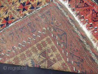 Antique Baluch Prayer Carpet