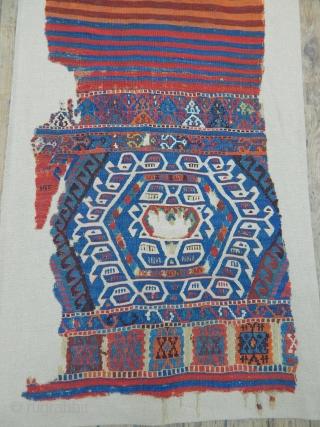 East Anatolian Kilim bag
