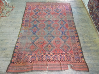 Turkmen Ersari Main Carpet