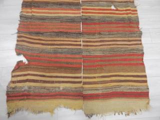 Anatolian Striped Kilim