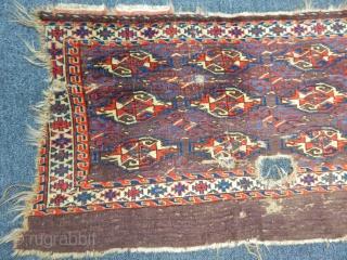 Old Yamut Torba Fragment  size.65x103cm